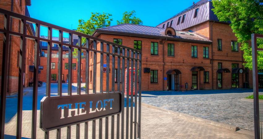 The Loft Club. Готовый апартамент