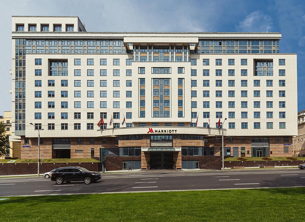 «Новый Арбат, 32» — апартаменты с гостиничным сервисом от Marriott International