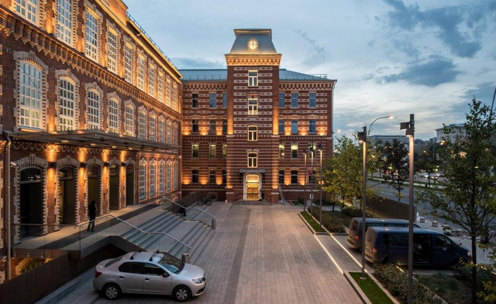 Компания Odin арендовала офис в бизнес-комплексе «Большевик»