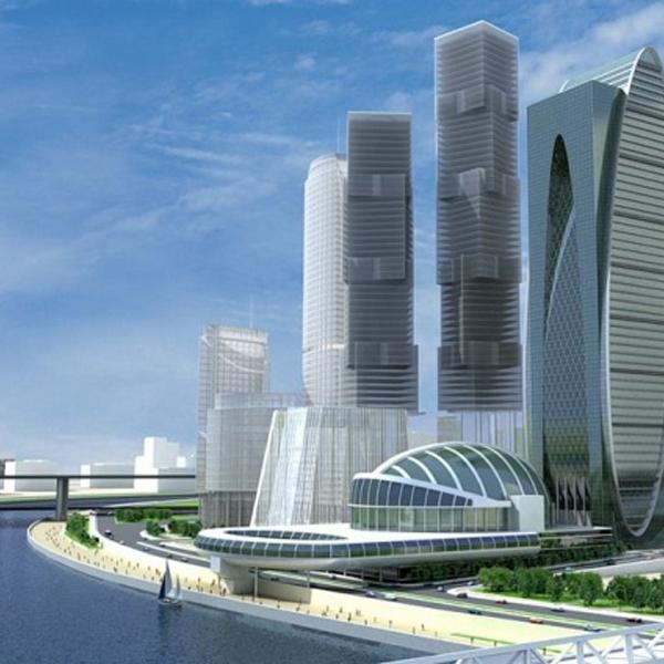 Генеральный подрядчик метро построит МФК в Москва-Сити