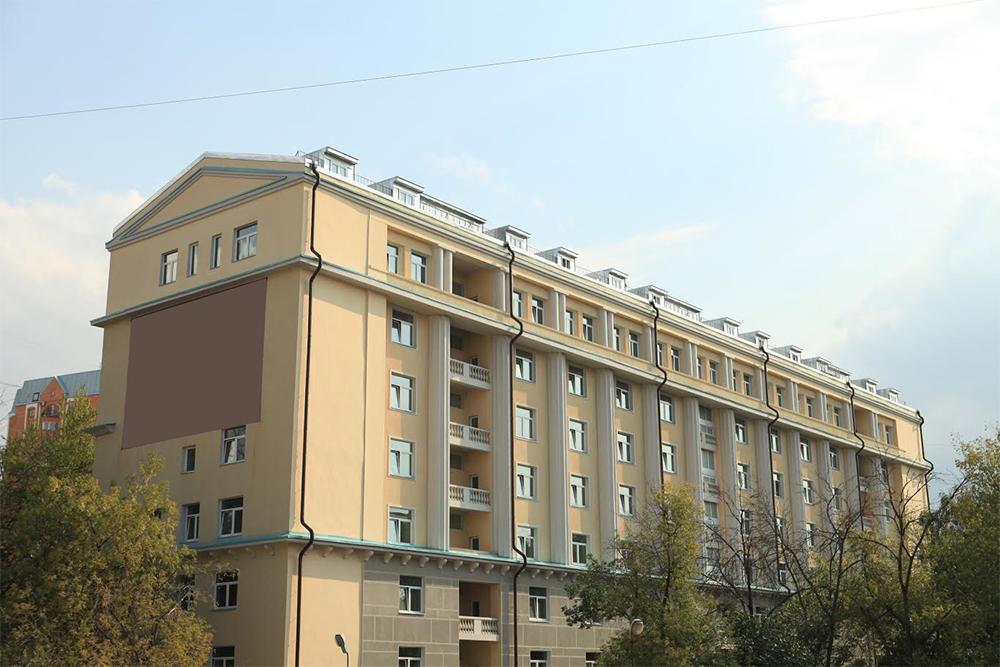 «Дом на Красина» стал участником программы ипотечного кредитования ВТБ24