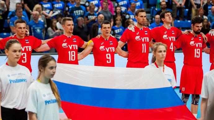 Сборная России по волейболу – чемпион Европы и лидер в рейтинге континента