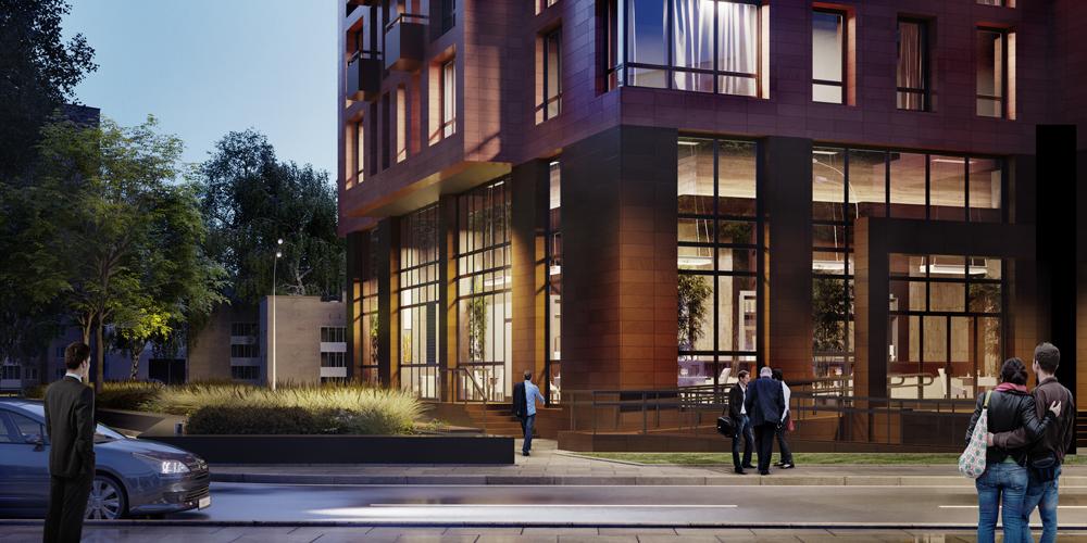 В ЖК бизнес-класса Monodom стартовали продажи апартаментов