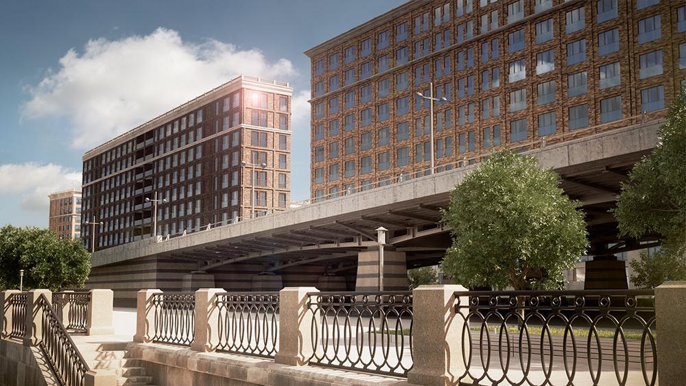 Квартал Docklands: как построить современный лофт