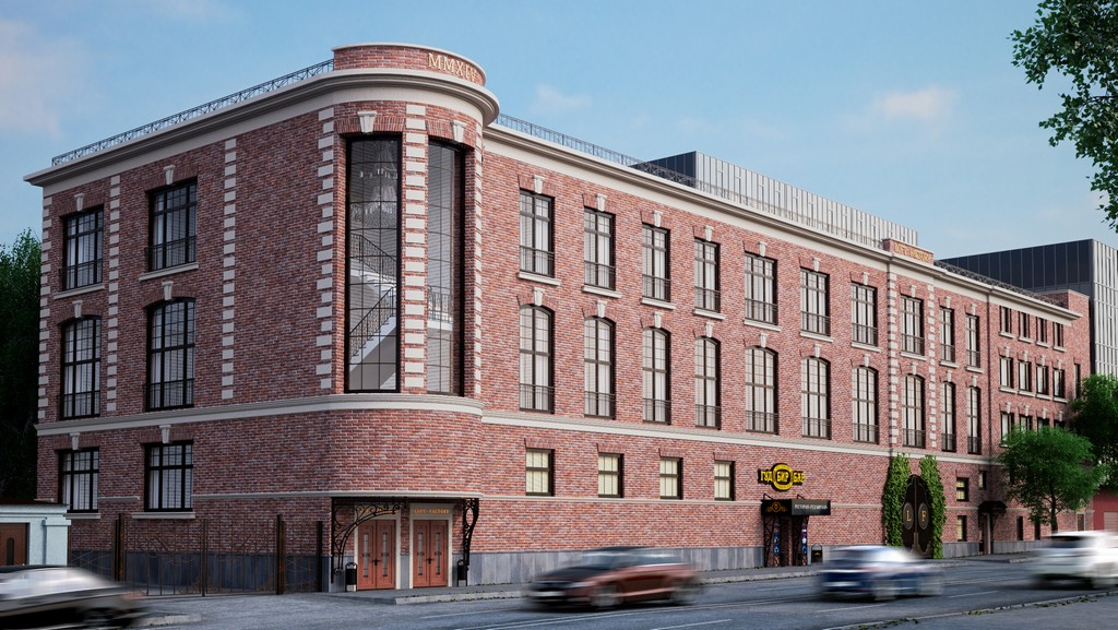 Апартаменты Loft Factory: как купить лофт площадью 90 кв. м по цене 50 «квадратов»