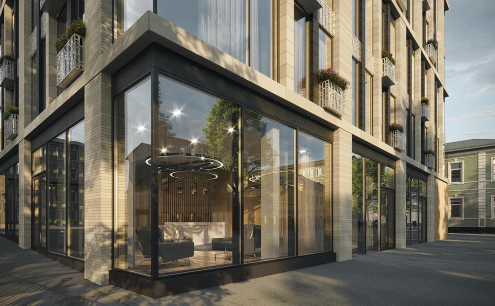 Девелопер STONE HEDGE открыл продажи в новом проекте премиум-класса