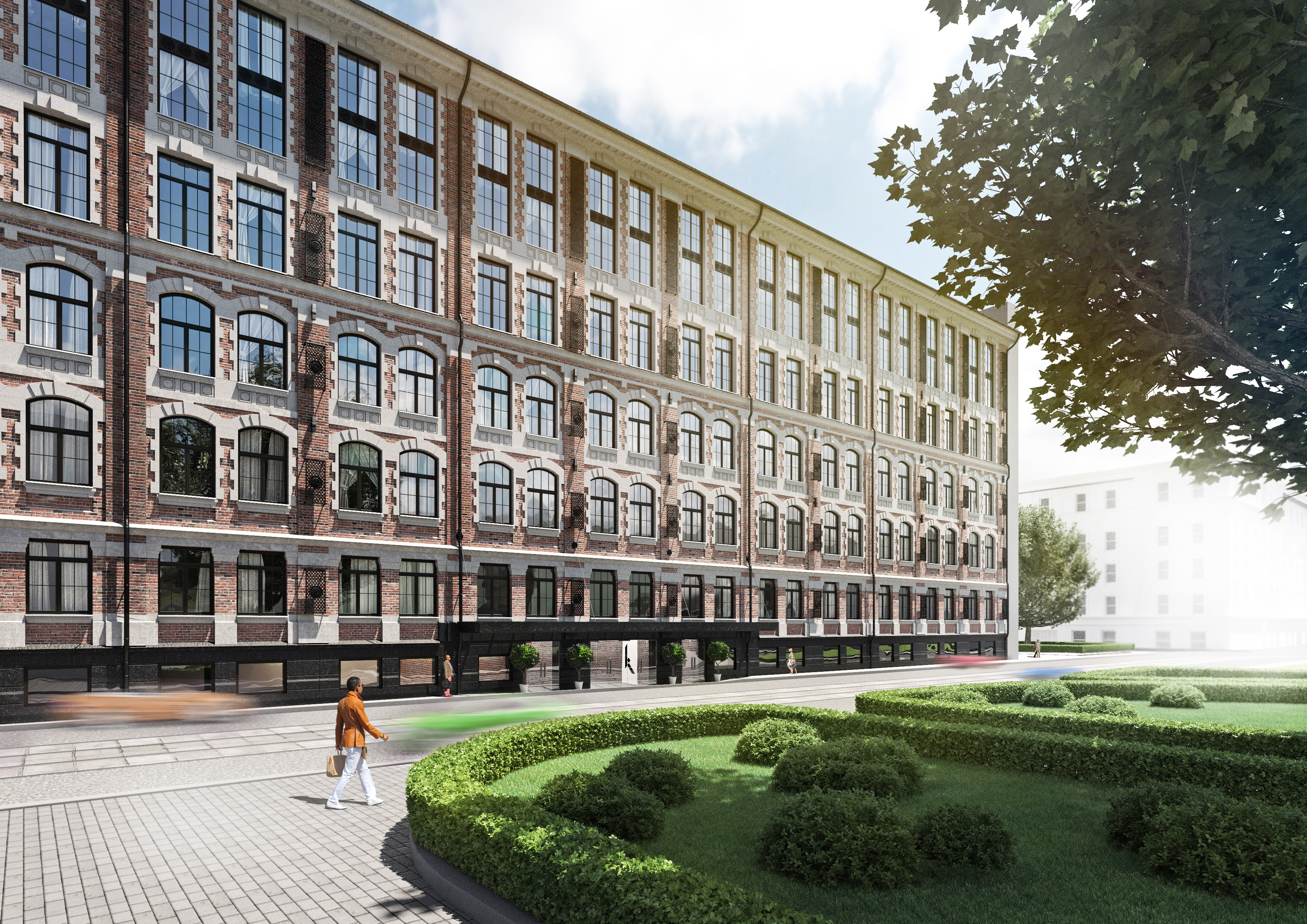 На рынок Москвы выходит новый лофт-проект Kleinhouse