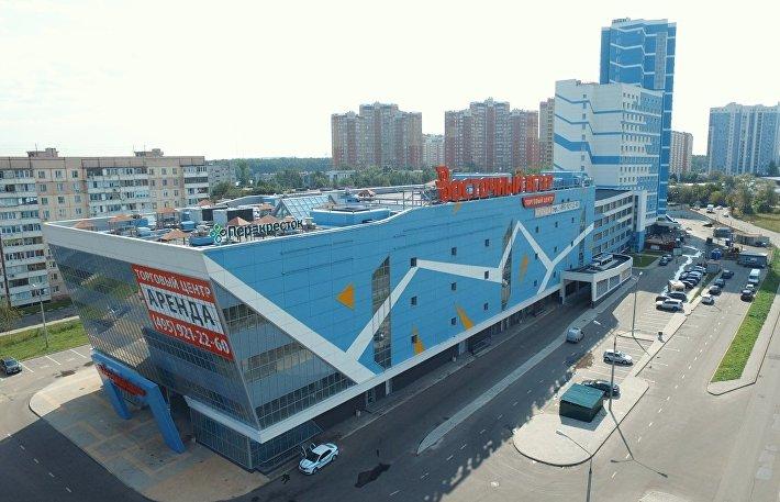 Группа Компаний «Мортон» построила в Балашихе МФК с апартаментами и торговым центром