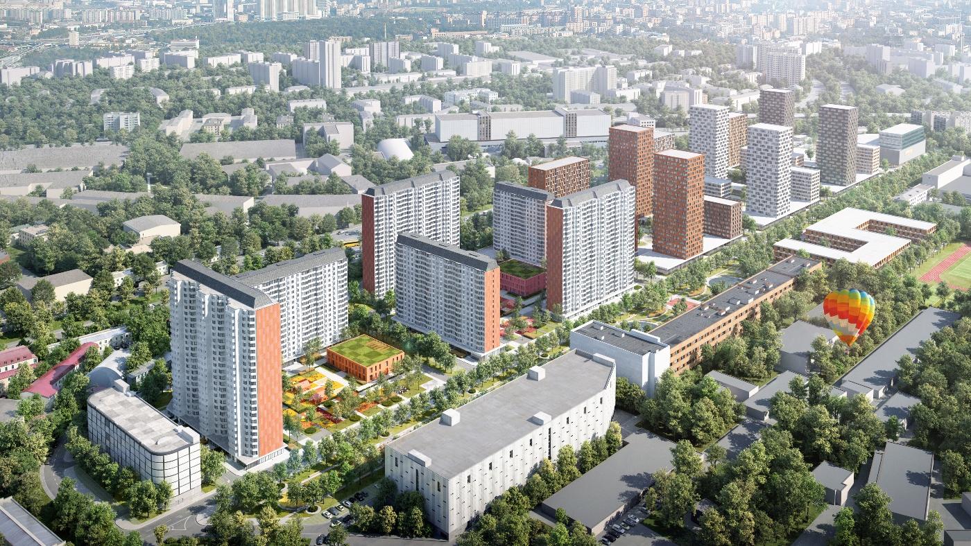 Каждая третья квартира из массового сегмента Москвы – в ЮВАО