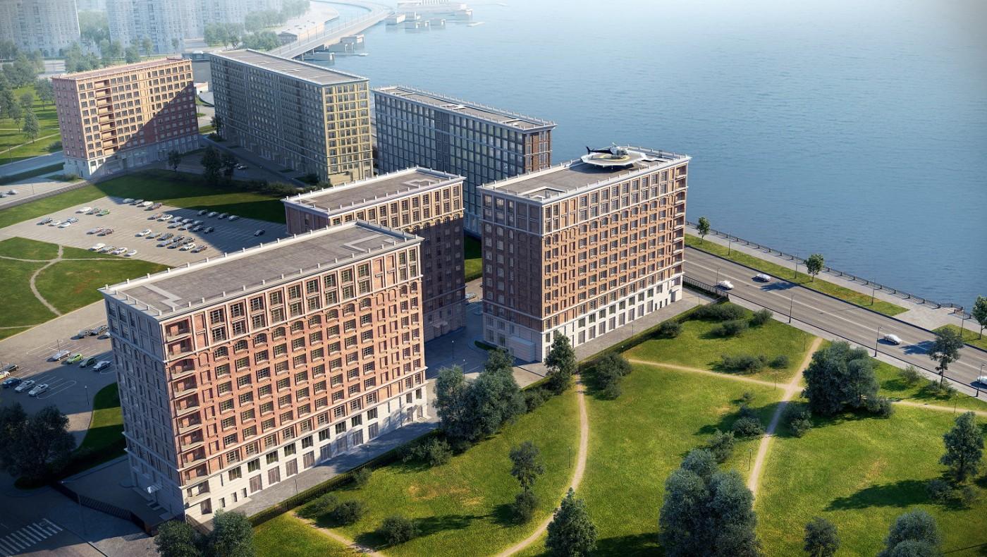 Лучшие застройщики Санкт-Петербурга представят свои проекты 13 и 14 февраля