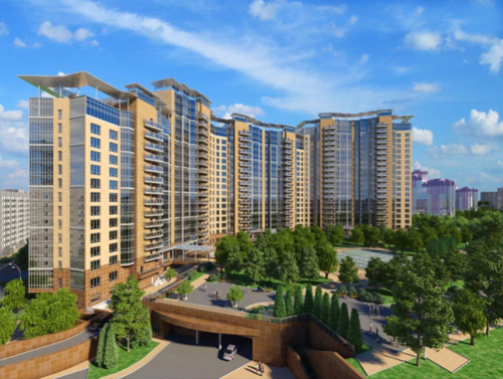 Топ-7 новостроек премиум-класса с самыми большими квартирами