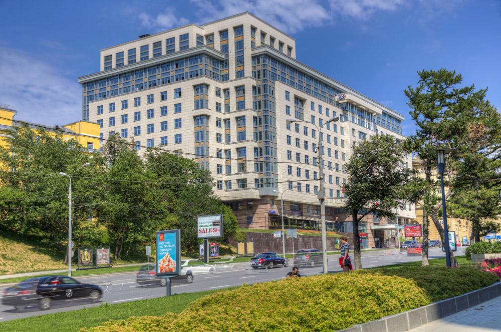 На Новом Арбате появятся апартаменты с отделкой и сервисом от Marriott