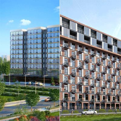 Апартаменты в Москве: в трёх новых комплексах открылись продажи