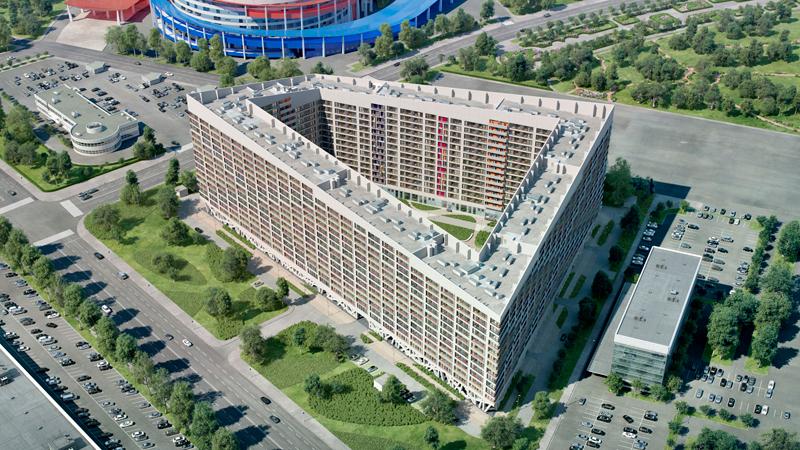 Покупатели назвали преимущества комплекса апартаментов «Лайнер»
