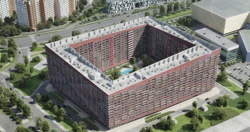 АИЖК приобретает у ГК «ИНТЕКО» апартаменты в МФК «Лайнер» для развития рынка арендного жилья