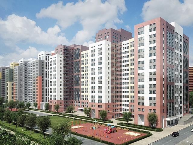 На апартаменты приходится около 30% московского рынка новостроек