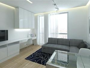 Много новых объектов, хотя объём предложения апартаментов уменьшился