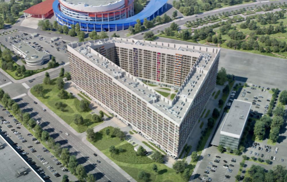 Комплекс «Лайнер» – первый среди апартаментов Москвы