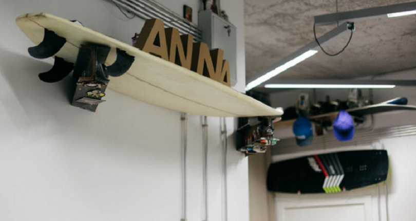 Мансардный этаж стал лофтом для семейной жизни