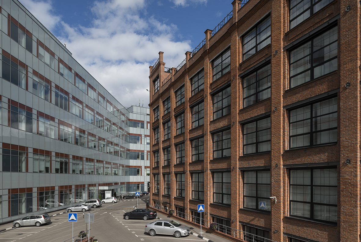 Avon стала арендатором бизнес-центра «ЛеФОРТ» в Москве