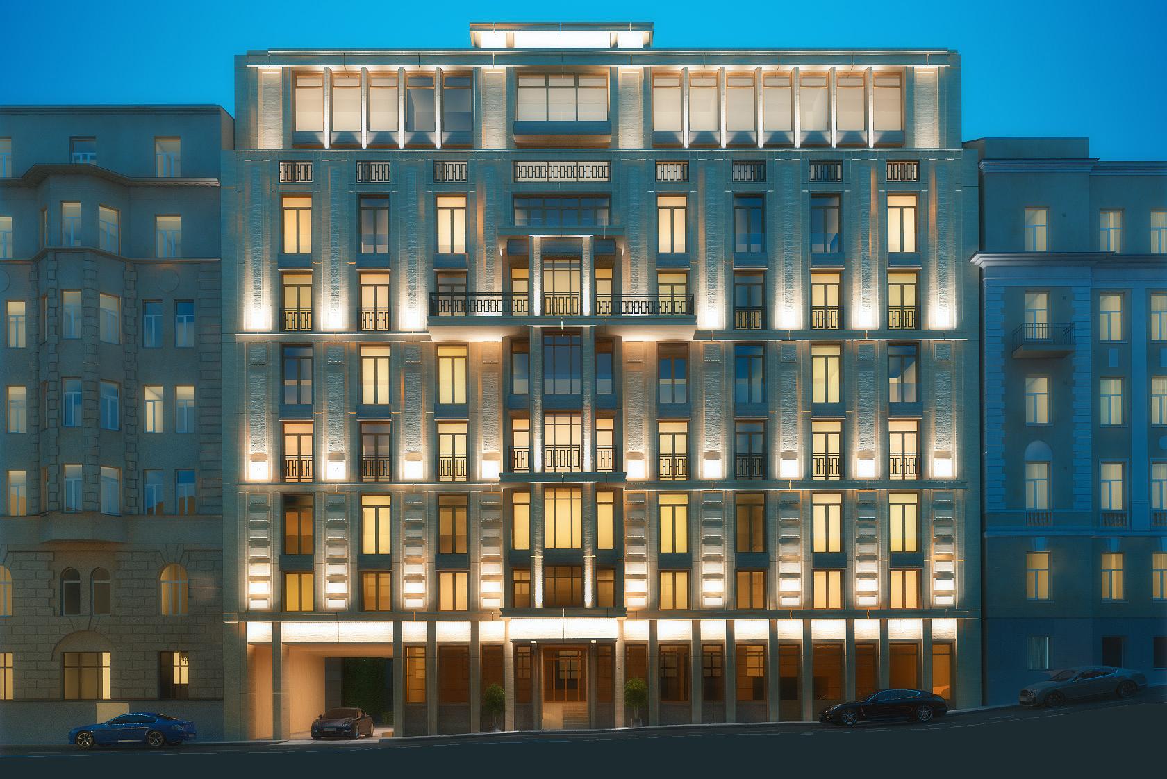 Элитный жилой комплекс «Звонарский» – островок патриархальной тишины в центре мегаполиса