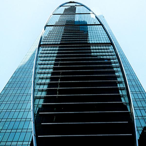 В бизнес-центре Москва-Сити небоскрёб Imperia Tower переименован в деловой комплекс Империя