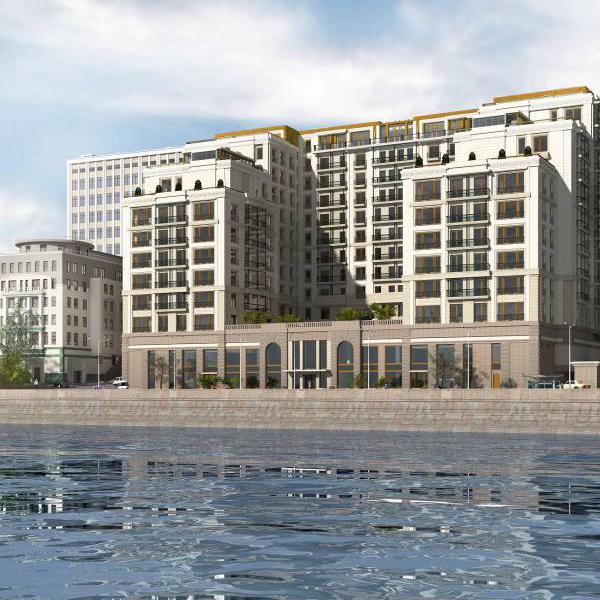 Обзор новостроек и новых апартаментов на Москва-реке