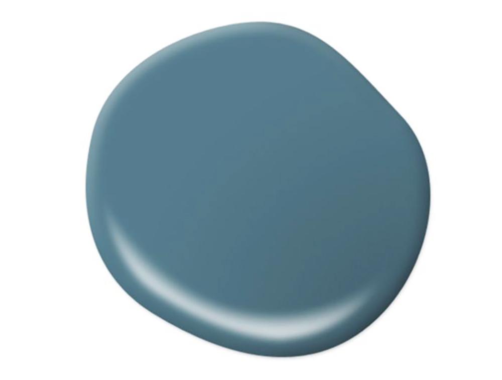 Цвет настроения бледно-синий