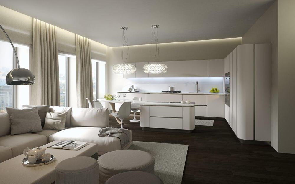 «ВТБ Арена парк» представляет новый сервис: апартаменты премиум-класса с отельным обслуживанием в долгосрочную аренду