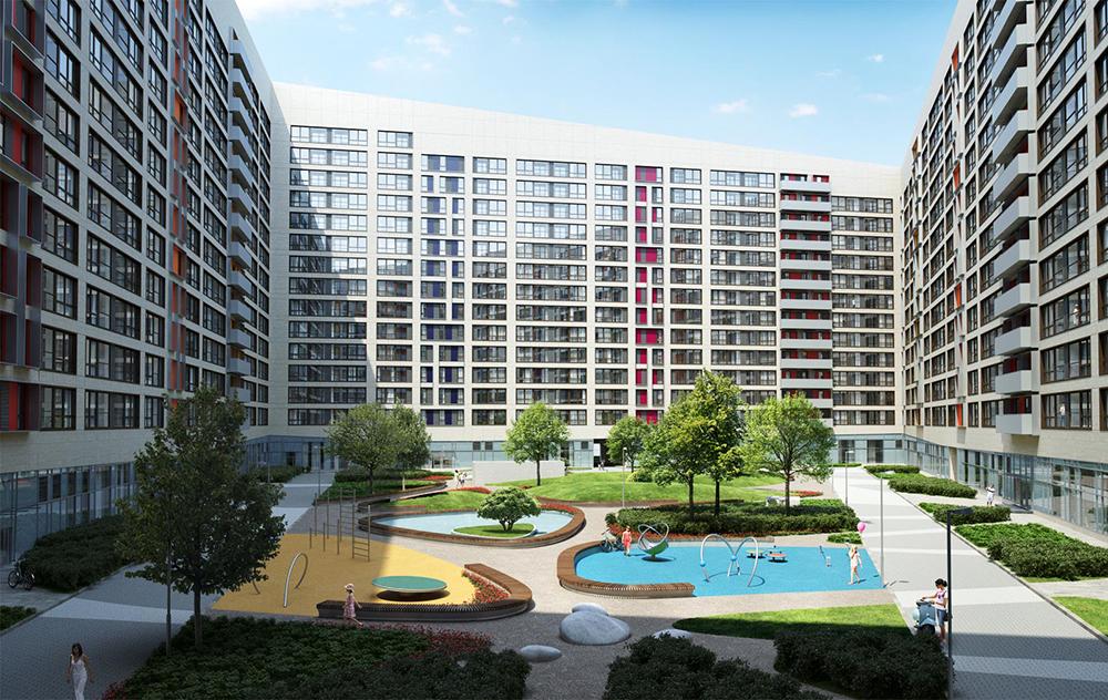Пять новых комплексов с апартаментами вышли на рынок Москвы в I квартале 2015 года