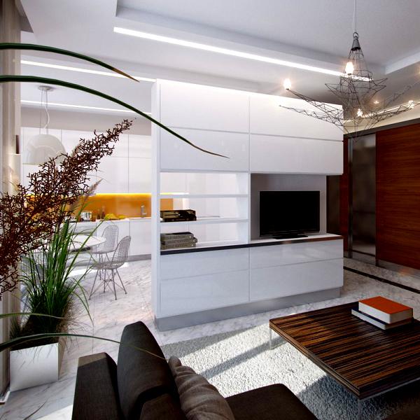 В сервисных апартаментах как дома, и в них так же уютно