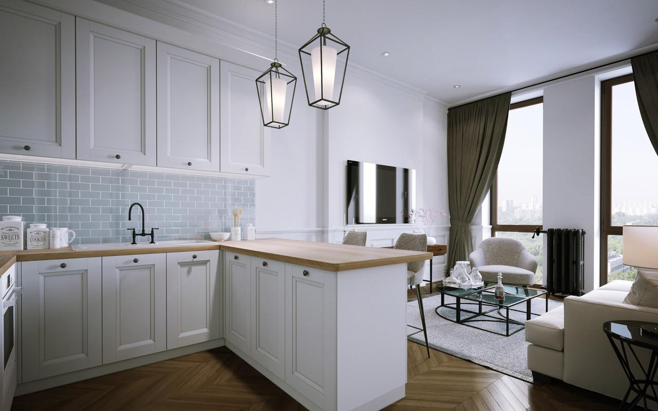 MONODOM расширяет площадь апартаментов