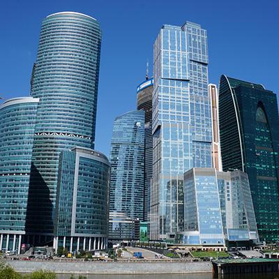 Наиболее крупные комплексы апартаментов в Москве