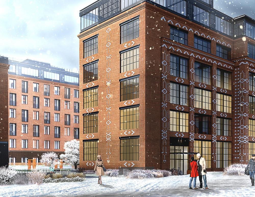 «Большевик» становится жилым комплексом премиум-класса
