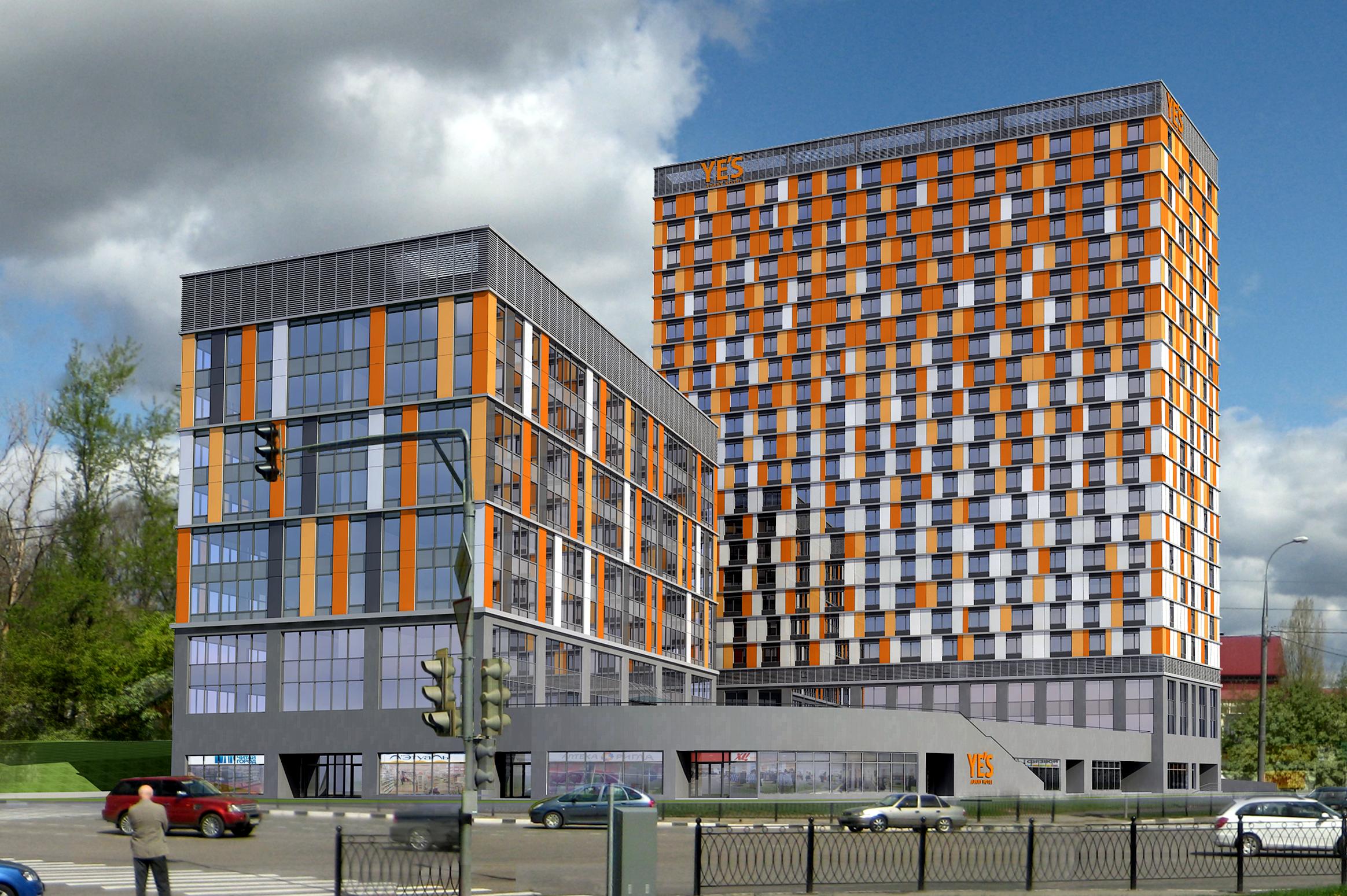 Банк «Возрождение» предлагает специальный ипотечный продукт для приобретения апартаментов в апарт-отеле YE`S от ГК «Пионер»