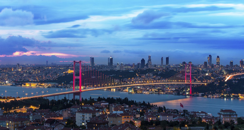 Турция, Болгария и далее везде