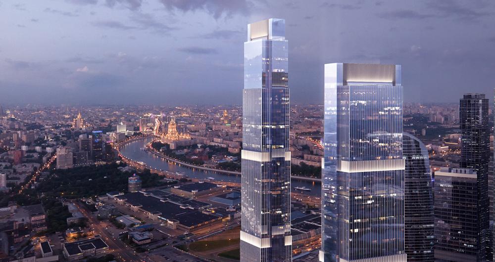 Новое предложение в Москва-Сити