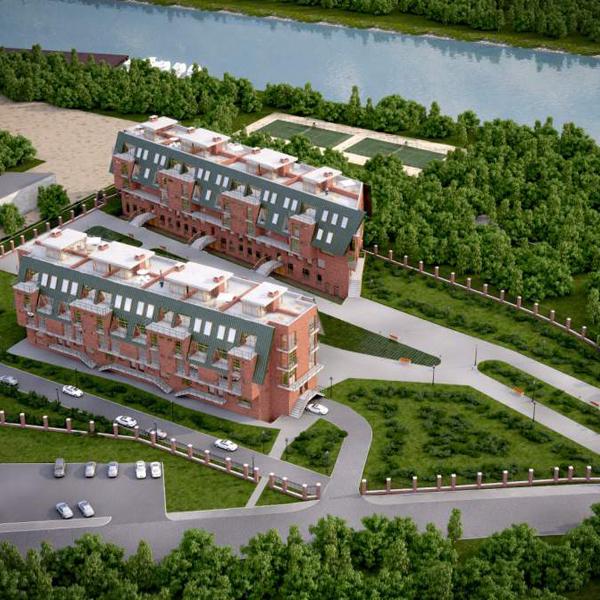 Клубная резиденция Loft River аккредитована Сбербанком России