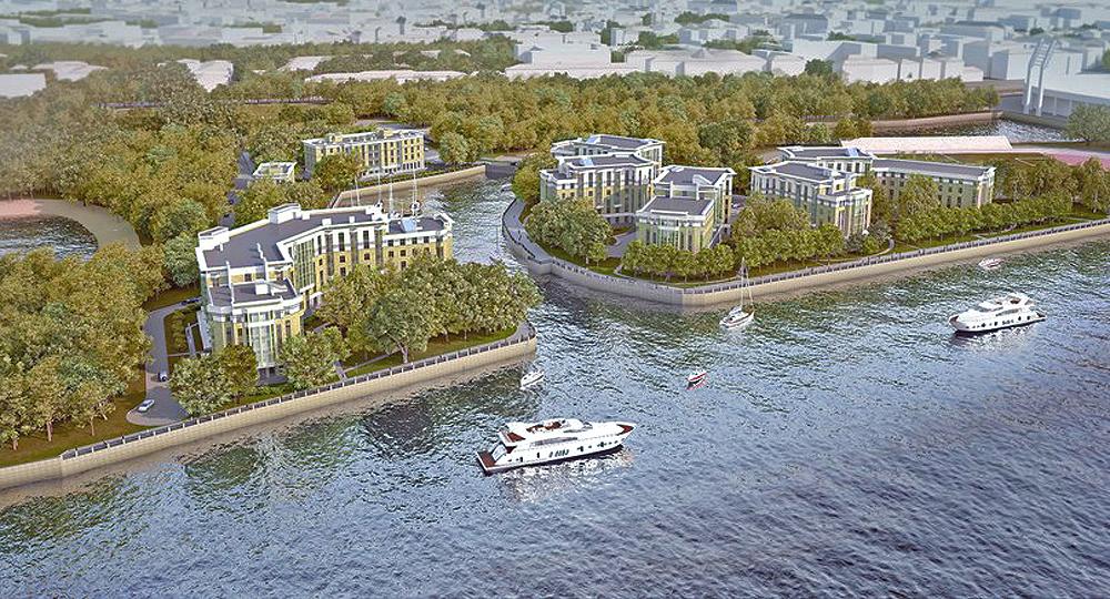На рынок недвижимости Санкт-Петербурга выходит Royal Park