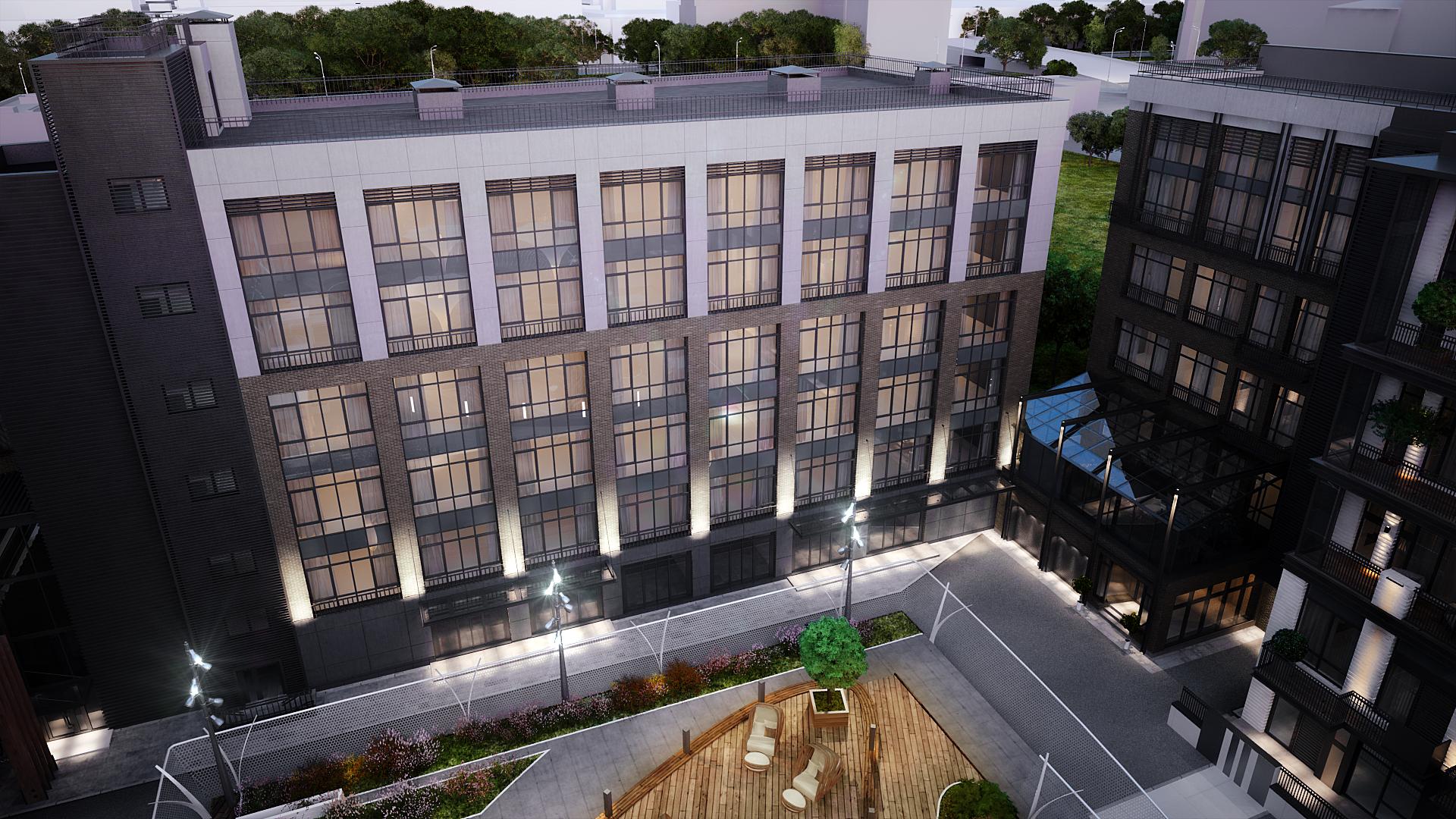Стартовали продажи клубного корпуса в комплексе апартаментов Art Residence