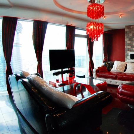 Апартаменты премиум-класса в Москве с отделкой