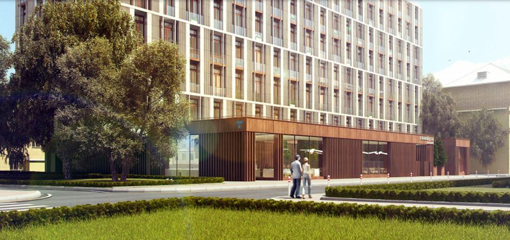 В Лефортово построили апарт-отель на 200 номеров