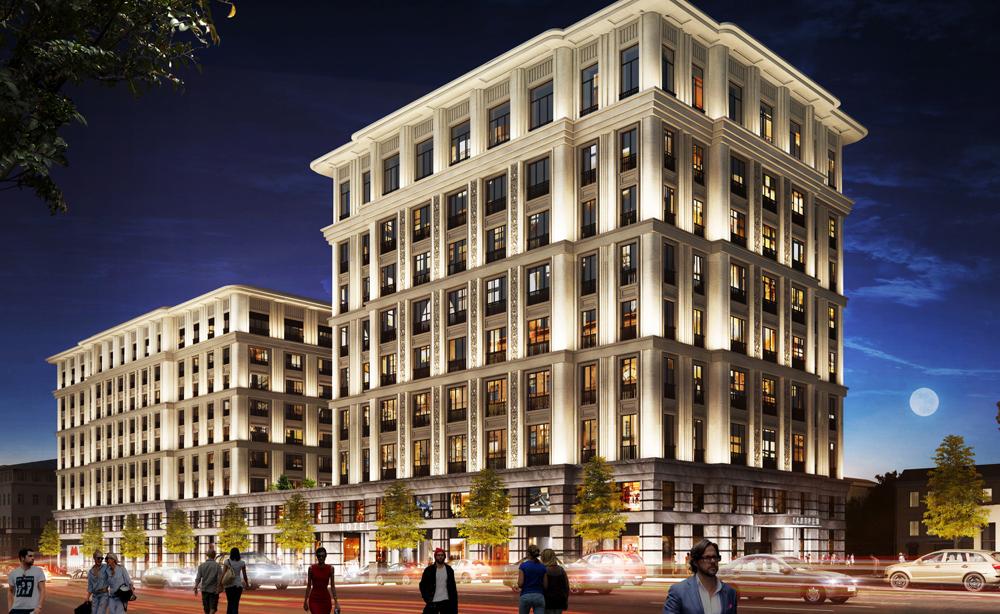 В Москве на Тверской решили открыть первый пятизвездочный апарт-отель Fairmont
