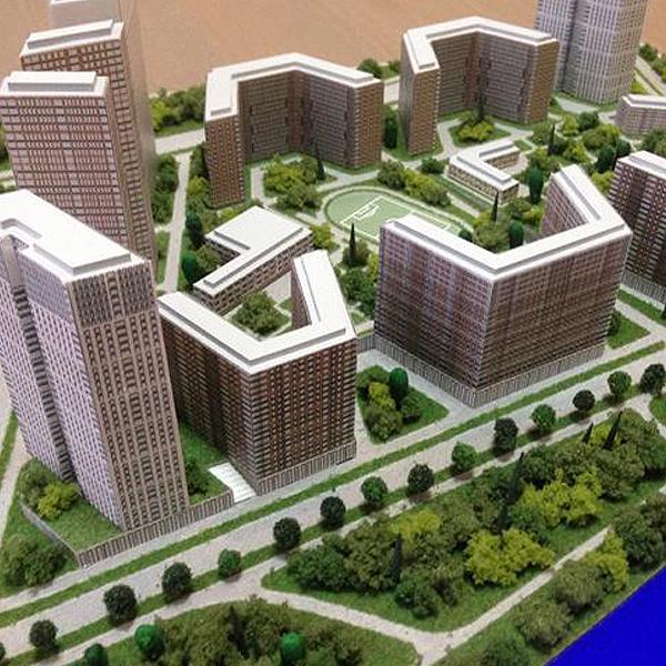 На Дмитровке могут построить 3 миллиона кв. метров жилья