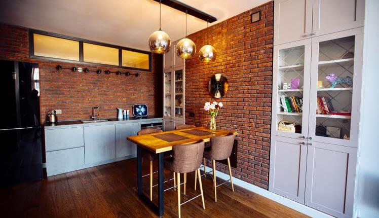 Studio#8. Готовый апартамент с отделкой