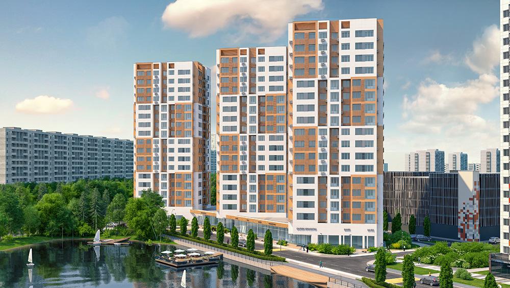Апартаменты: цены и объем предложения в динамике