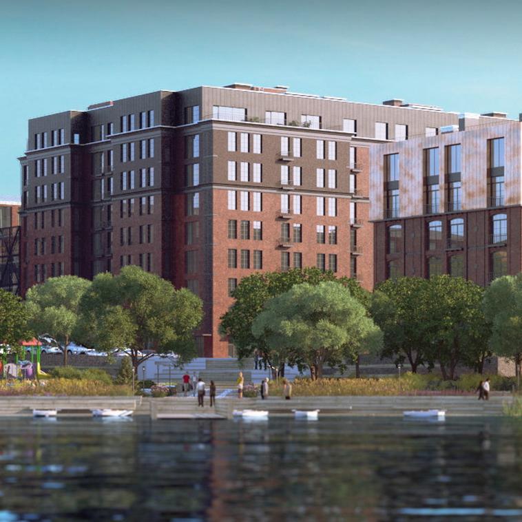В Loft Park продано 30% апартаментов