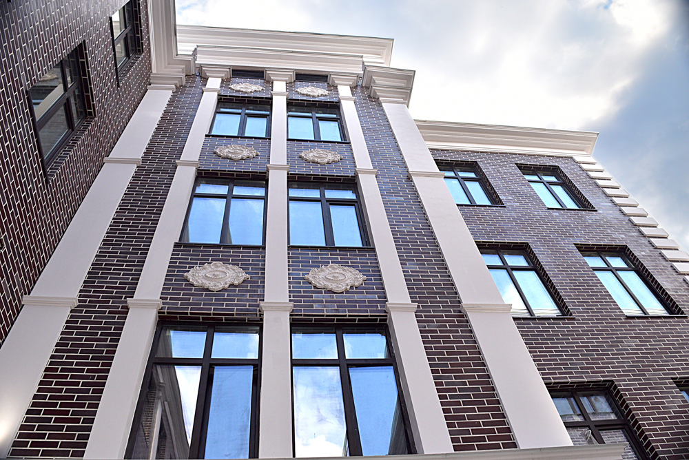 STONE HEDGE: открыта аренда второй очереди делового центра Central Yard