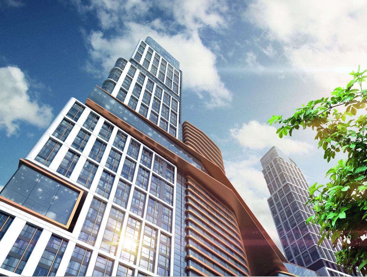 Названы цены квартир в самом высоком жилом небоскребе Москвы