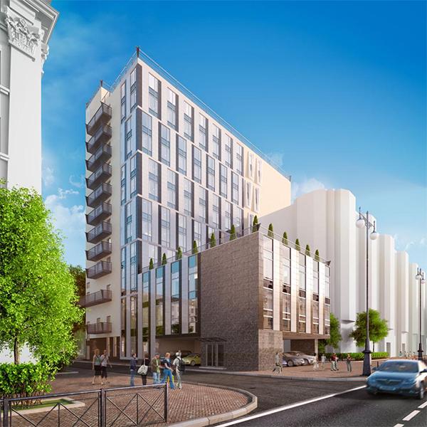 Апарт-отель для бизнеса открывается в Петербурге